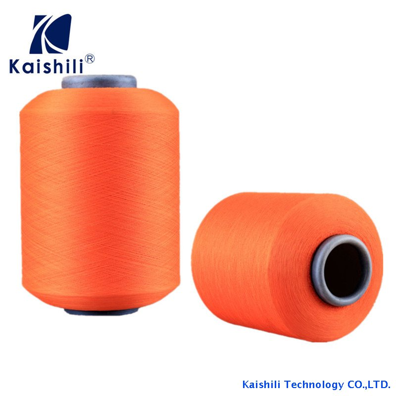 Nylon Single Spandex Covered Yarn SCY 2070 For Knitting Manufacturer
