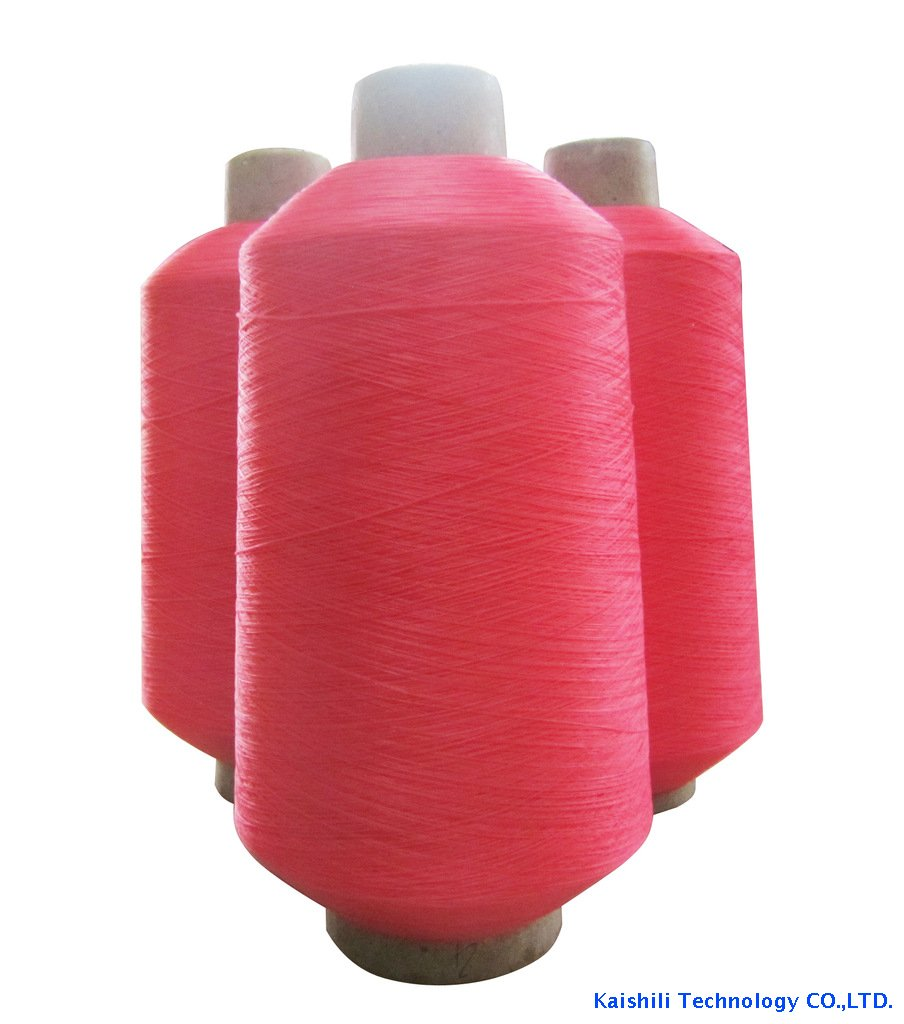 China Textured Polyester High Stretch Yarn for Socks And Bathing Suit