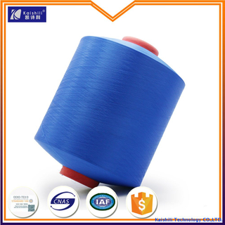 Hot Selling Colour Polyester Stretch Yarn Covered Spandex Yarn for High Quality Socks