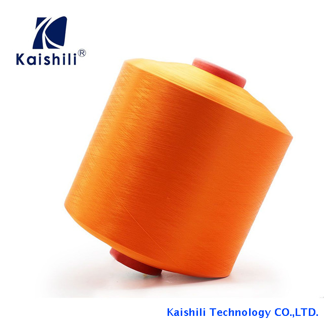 Good Quality 2075 Polyester Yarn Air Spandex Covered Yarn with AA Grade From China Manufacturer