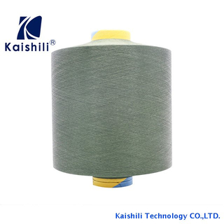 Polyester DTY 50D Factory Supplier, High Quality Knitting Polyester Yarn