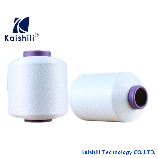 SCY 4050 Zhuji Textile Spandex Covered Polyester Yarn Good Shaped Eco-friendly SCY