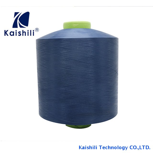 Polyester DTY 150D/48F Weaving Yarn for Clothes Textile Factory Supplier