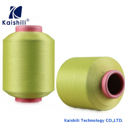 Manufacturing Fabrics of Nylon Spandex Covered Sock Crochet Yarn